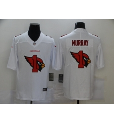 Nike Arizona Cardinals 1 Kyler Murray White Shadow Logo Limited Jersey