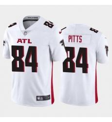 Women Atlanta Falcons Kyle Pitts White 2021 Draft Jersey