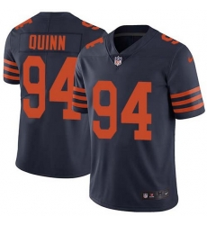 Nike Bears 94 Robert Quinn Navy Blue Alternate Men Stitched NFL Vapor Untouchable Limited Jersey