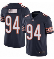 Nike Bears 94 Robert Quinn Navy Blue Team Color Men Stitched NFL Vapor Untouchable Limited Jersey