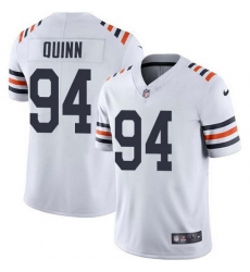 Nike Bears 94 Robert Quinn White Men 2019 Alternate Classic Stitched NFL Vapor Untouchable Limited Jersey