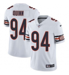 Nike Bears 94 Robert Quinn White Men Stitched NFL Vapor Untouchable Limited Jersey
