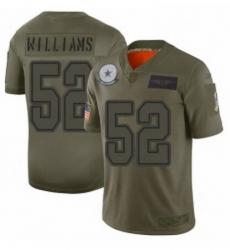 Men Dallas Cowboys 58 Robert Quinn Limited Camo 2019 Salute to Service Football Jersey