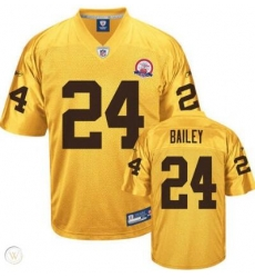 DENVER BRONCOS CHAMP BAILEY RETRO THROWBACK JERSEY