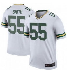 Men Nike Green Bay Packers 55 Za'Darius Smith Colour Rush Limited Jersey
