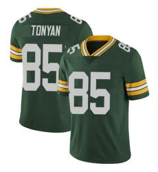 Youth Green Bay Packers Robert Tonyan Green Vapor Limited Jersey