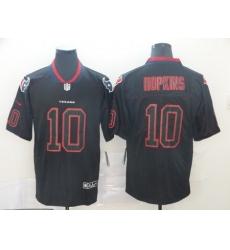 Nike Texans 10 DeAndre Hopkins Black Shadow Legend Limited Jersey