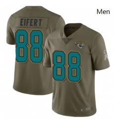 Men Nike Jaguars 88 Tyler Eifert Salute To Service Limited Jersey