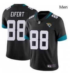 Men Nike Jaguars 88 Tyler Eifert Vapor Untouchable Limited Jersey Black