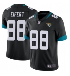 Youth Nike Jaguars 88 Tyler Eifert Vapor Untouchable Limited Jersey Black