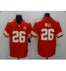 Nike Kansas City Chiefs 26 Le 27Veon Bell Red Vapor Untouchable Limited Jersey