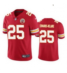 Youth Kansas City Chiefs Clyde Edwards-Helaire Red 2020 NFL Vapor Limited Jersey