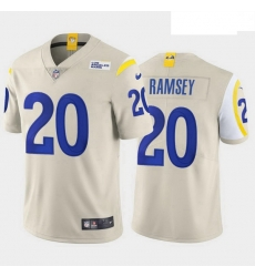 Youth Los Angeles Rams Jalen Ramsey 2020 Vapor Limited Jersey White