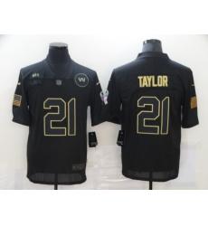 Nike Washington Football Team 21 Sean Taylor Black Vapor Untouchable Limited Jersey