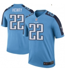 Youth Tennessee Titans 22 Derrick Henry Rush Limited Jersey