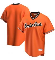 Men Baltimore Orioles Nike Alternate Cooperstown Collection Team MLB Jersey Orange