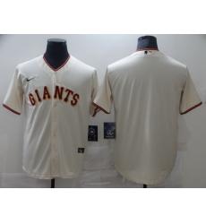 Men Nike San Francisco New York Giants Blank Coolbase Jersey