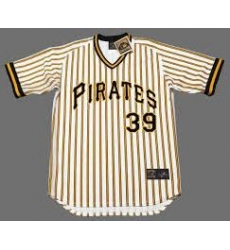 Men Pirates 39 Dave Parker Stips Stitched MLB Jersey