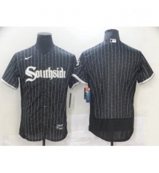 Men's Chicago White Sox Blank Southside 2021 City Connect Jersey