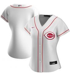 Cincinnati Reds Nike Women Home 2020 MLB Team Jersey White