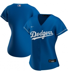 Los Angeles Dodgers Nike Women Alternate 2020 MLB Team Jersey Royal