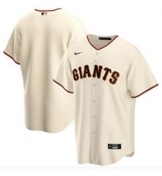 Men San Francisco Giants Nike Ice Cream Blank Jersey