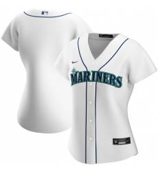 Seattle Mariners Nike Women Home 2020 MLB Team Jersey White