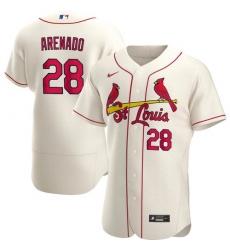 Youth St. Louis Cardinals Nolan Arenado Ice Cream Jersey Home Flex Base