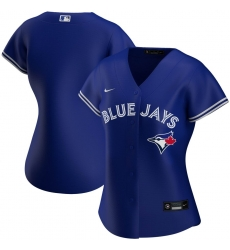 Toronto Blue Jays Nike Women Alternate 2020 MLB Team Jersey Royal