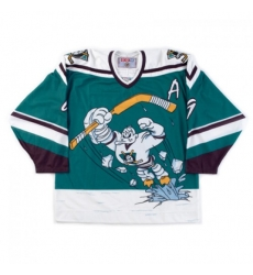 All Size Anaheim Mighty Ducks Blank Jersey