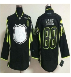 Chicago Blackhawks #88 Patrick Kane Black 2015 All Star Stitched NHL Jersey