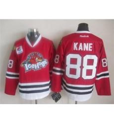 Chicago Blackhawks 88 Patrick Kane Red AHL Rockford IceHogs ICE Hockey NFL Jerseys