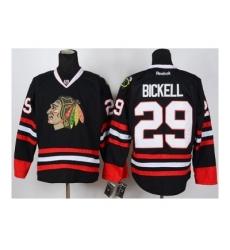 NHL Jerseys Chicago Blackhawks #29 Bickell black