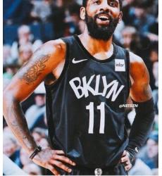 2019 Irving New Black Jersey