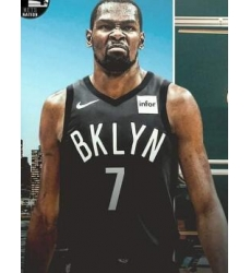 Keving Durant Black Jersey