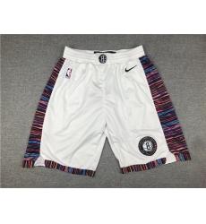 Nets White City Edition Swingman Shorts