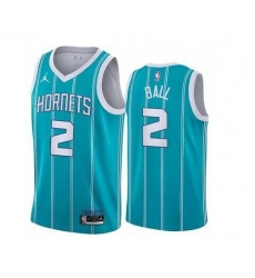 Hornets 2 Ball Men NBA Jersey