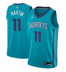 Men Cody Martin Charlotte Hornets Swingman Teal Jersey Icon Edition