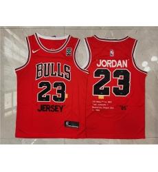 Men Chicago Bulls 23 Michael Jordan Red Nike  85  Swingman Jersey