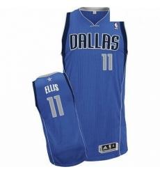 Revolution 30 Mavericks 11 Monta Ellis Sky Blue Stitched NBA Jersey