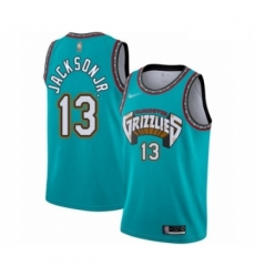 Grizzlies 13 c Jr  Green Basketball Swingman Hardwood Classics Jersey