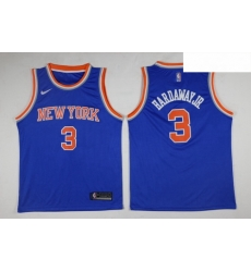 Knicks Tim Hardaway Jr  Royal Swingman Jersey