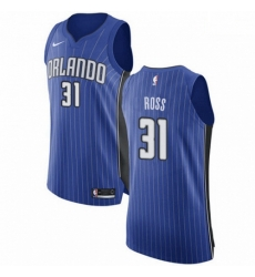Mens Nike Orlando Magic 31 Terrence Ross Authentic Royal Blue Road NBA Jersey Icon Edition