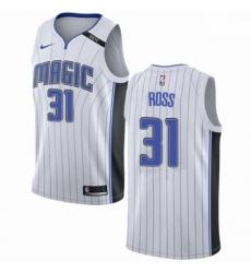 Mens Nike Orlando Magic 31 Terrence Ross Swingman NBA Jersey Association Edition