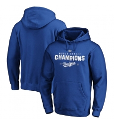 Men Los Angeles Dodgers 2020 World Series Champions Crush The Ball Hometown Pullover Hoodie Royal