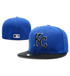 Kansas City Royals Fitted Cap 002