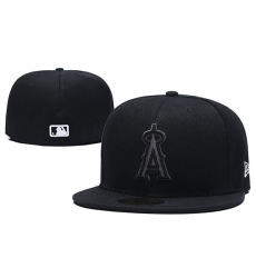 Los Angeles Angels Fitted Cap 001