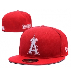 Los Angeles Angels Fitted Cap 003
