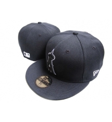 Los Angeles Angels Fitted Cap 008