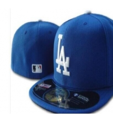 Los Angeles Dodgers Fitted Cap 002
